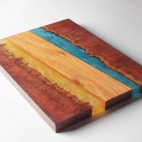 Chopping board resin