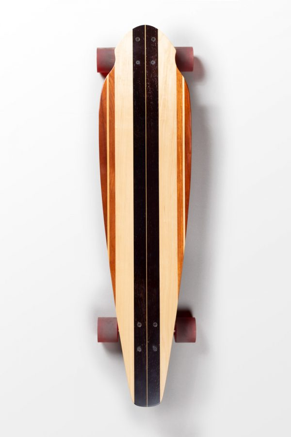 The Mermaid Longboard