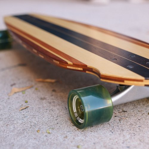 Custom made skateboards longboards wooden handmade